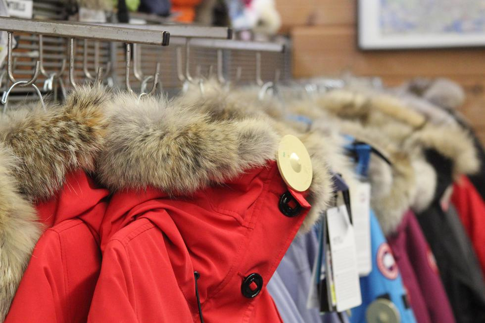 Canada Goose kids outlet price - Capital Iron and Canada Goose